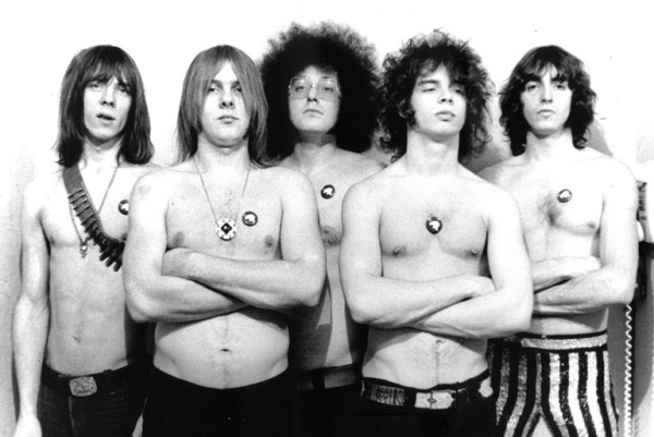 MC5 photographed by Leni Sinclair