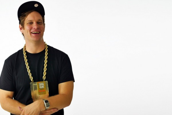 MC Lars photographed by Odin Wadleigh