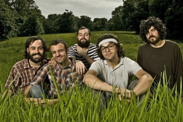 mewithoutYou photographed by Official Website