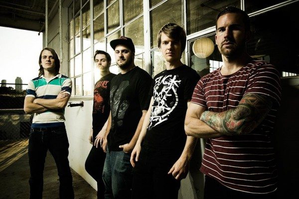 Misery Signals photographed by Keith Kiiroja