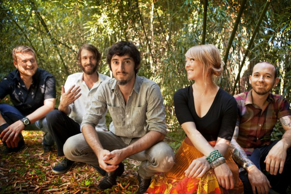 Murder By Death photographed by Greg Whitaker