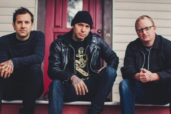 MxPx photographed by Jered Scott