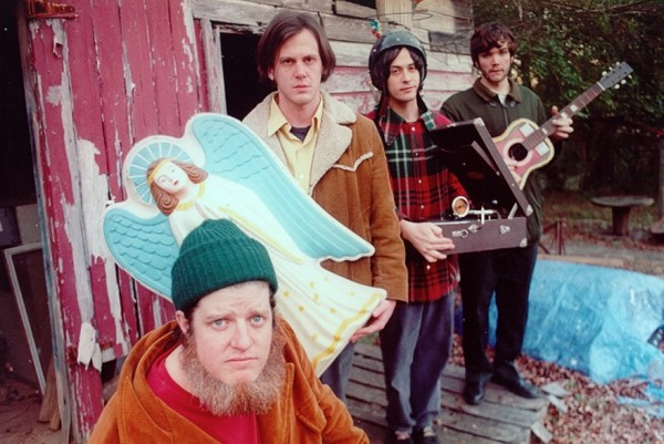 Neutral Milk Hotel photographed by Will Westbrook