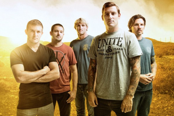 Parkway Drive photographed by Adam Elmakias