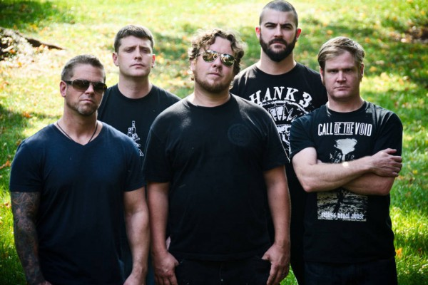 Pig Destroyer photographed by Josh Sisk