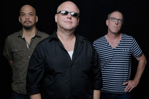 Pixies photographed by Michael Halsband