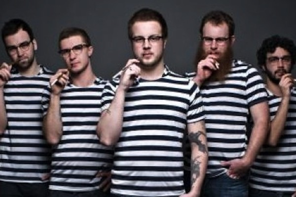 Protest the Hero photographed by Steve Haining