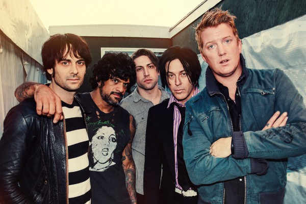 Queens of the Stone Age photographed by Chapman Baehler