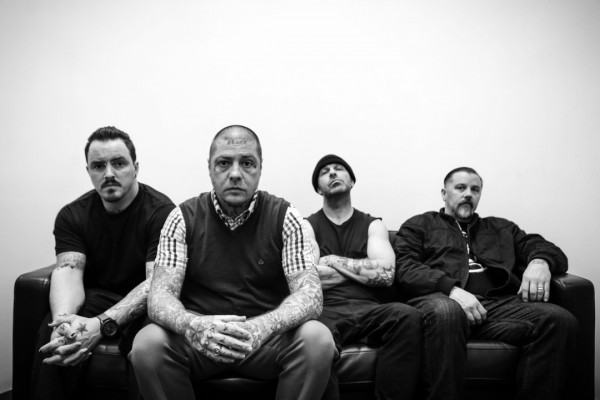 Rancid photographed by Anthony Rodol