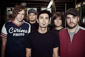 Relient K photographed by David Bean