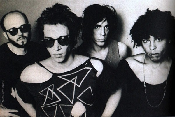 Richard Hell and The Voidoids photographed by Kate Simon