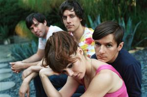 Rilo Kiley photographed by Pamela Littky