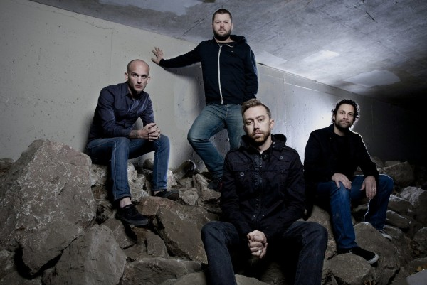 Rise Against photographed by Evan Hunt