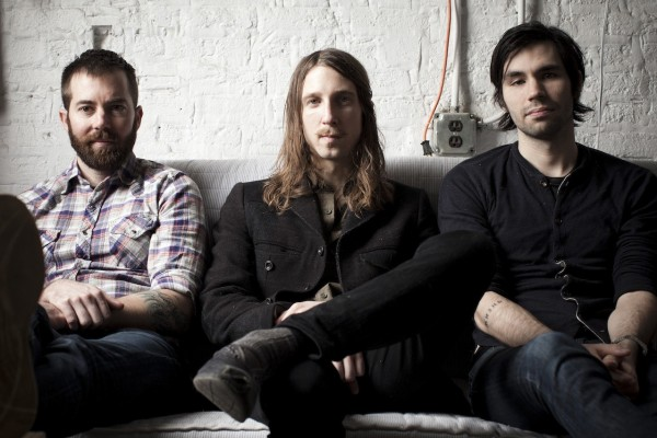 Russian Circles photographed by Chris Strong