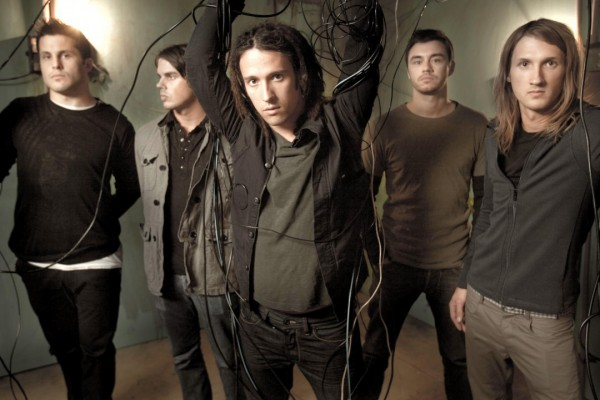 Saosin photographed by Sean Stiegemeier