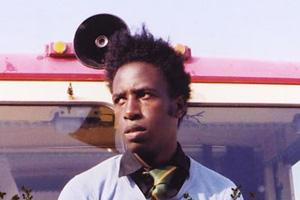 Saul Williams photographed by Wichita Recordings