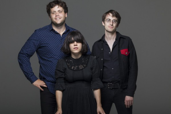 Screaming Females photographed by Christopher Patrick Ernst