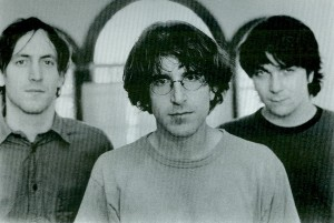 Sebadoh photographed by Charles Peterson