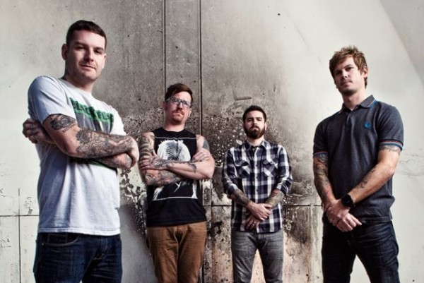 Senses Fail photographed by Roberto Chamorro