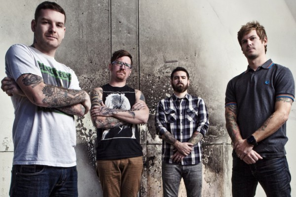Senses Fail photographed by Jonathan Weiner