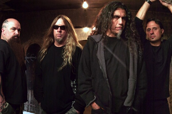 Slayer photographed by Mark Seliger