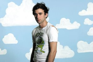 Sufjan Stevens photographed by Asthmatic Kitty