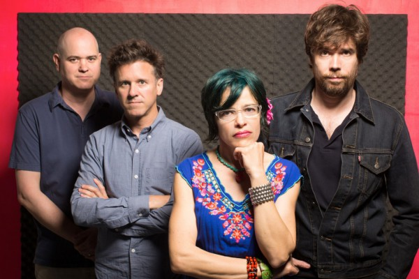 Superchunk photographed by Jason Arthurs