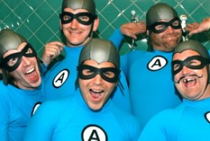 Punknews Article  Tours The Aquabats Europe