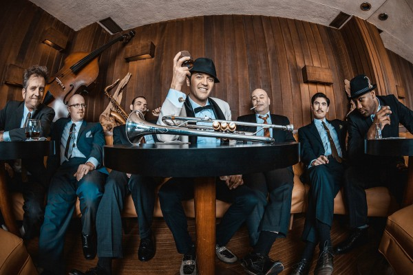 The Cherry Poppin' Daddies photographed by Rod Black