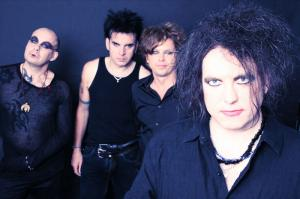 The Cure photographed by Andy Vella