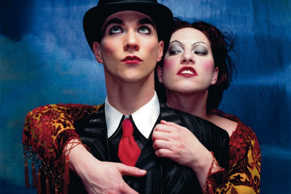 The Dresden Dolls photographed by Kyle Cassidy