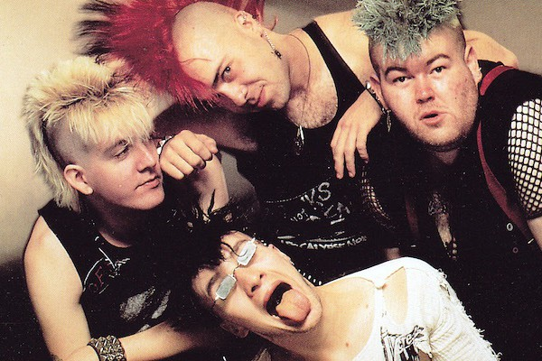 The Exploited | Punknews.org