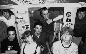 The Expos photographed by Elyse Connery