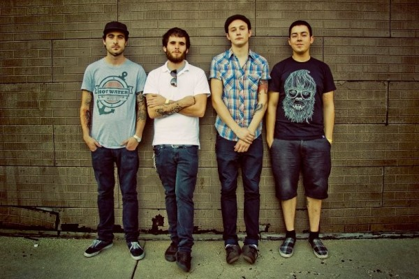 The Flatliners photographed by Katie Hovland