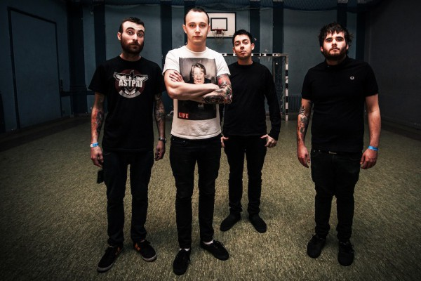 The Flatliners photographed by Florian Franik