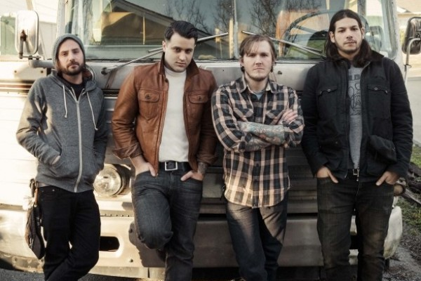 The Gaslight Anthem photographed by Danny Clinch