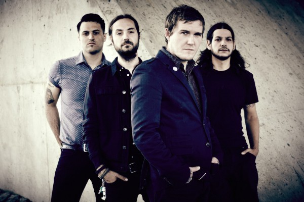 The Gaslight Anthem photographed by Pamela Littky