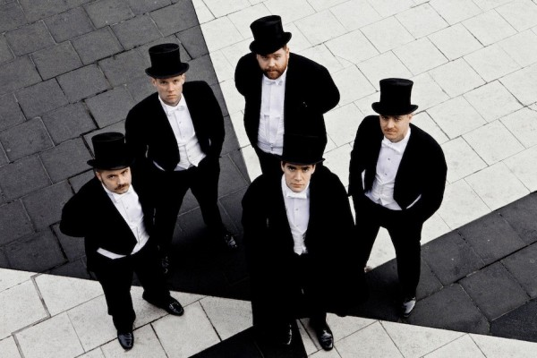 The Hives photographed by Travis Schneider