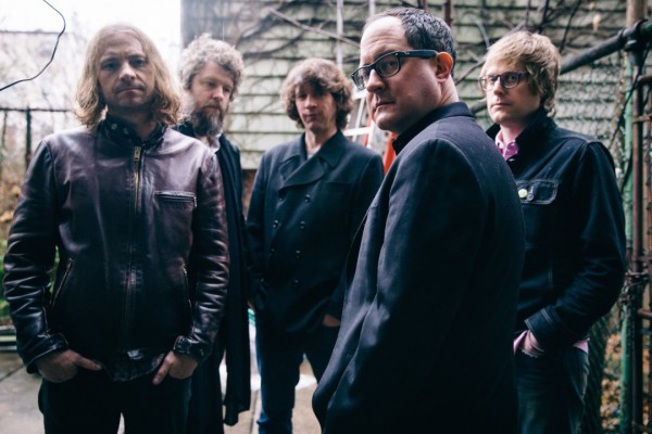 The Hold Steady photographed by Josh Sanseri