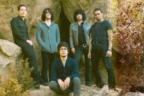 The Mars Volta photographed by Eliot Lee Hazel