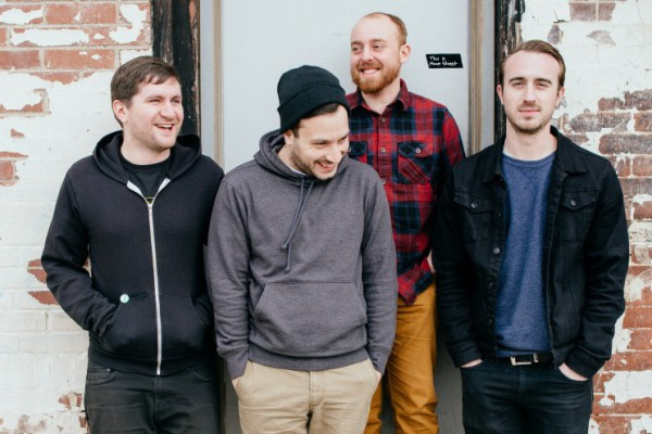 The Menzingers photographed by Jessica Flynn