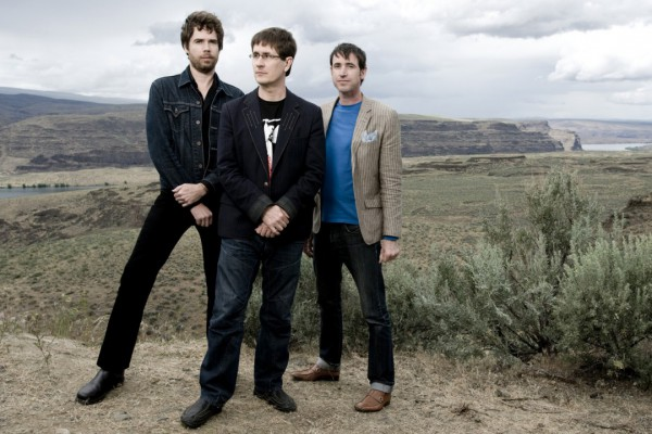 The Mountain Goats photographed by D.L. Anderson