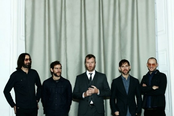 The National photographed by Keith Klenowski
