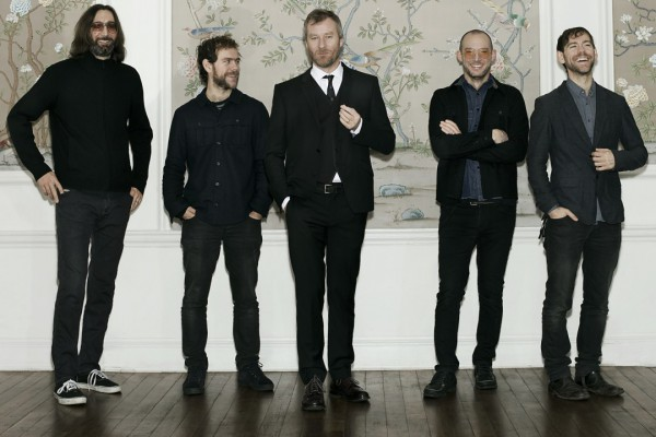 The National photographed by Dierdre O'Callaghan