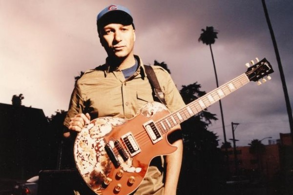 Tom Morello photographed by Sean Ricigliano