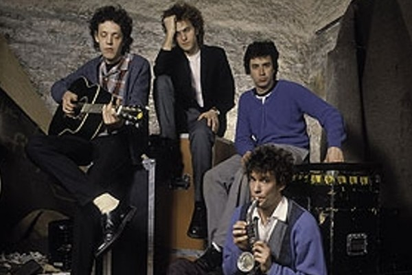 The Replacements photographed by Dan Corrigan