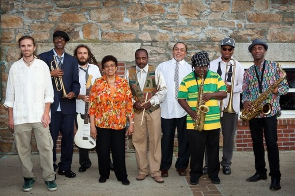 The Skatalites photographed by Megan Sepe