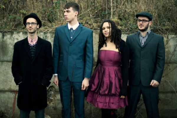 The Skints photographed by Tom Barnes
