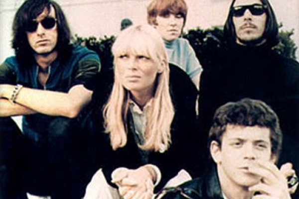 The Velvet Underground photographed by Gerard Malanga