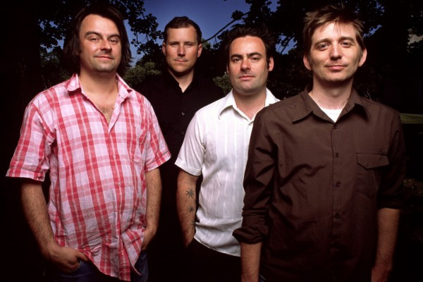 The Weakerthans photographed by Brooks Reynolds